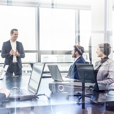 Unternehmensberatung Wien von consult2win mit Schwerpunkt Digitalisierungsberatung.