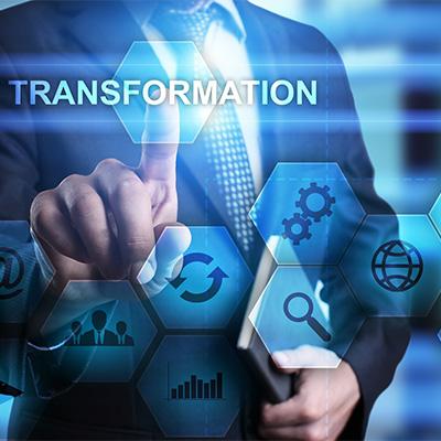 Digitale Transformation. Holen Sie sich Ihre Förderung von KMUDigital.
