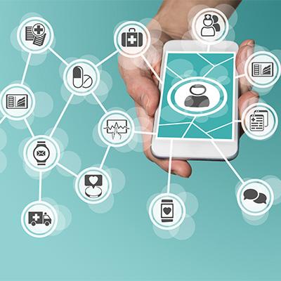 Internet der Dinge (IOT) kommen in unterschiedlichen Bereichen zum Einsatz.